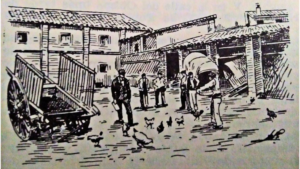 La Posada de Montemolin en el siglo XX